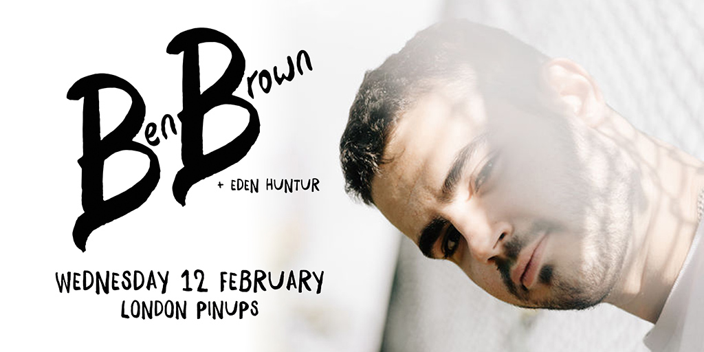 Ben Brown 2020 tiwtter updated