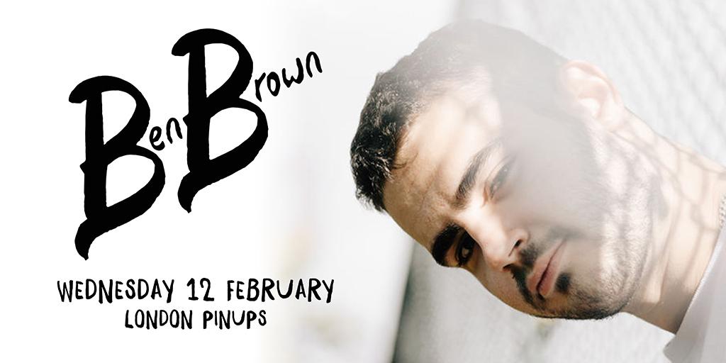 Ben Brown 2020