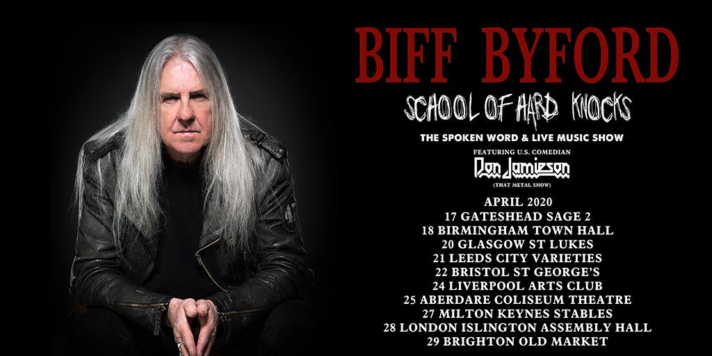 Biff Byford
