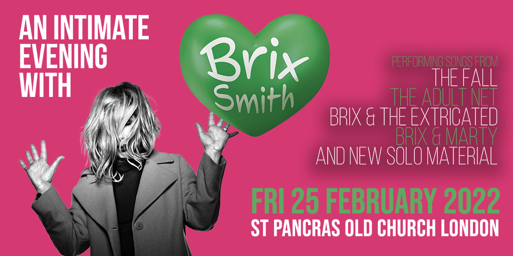 An Intimate Evening With Brix Smith