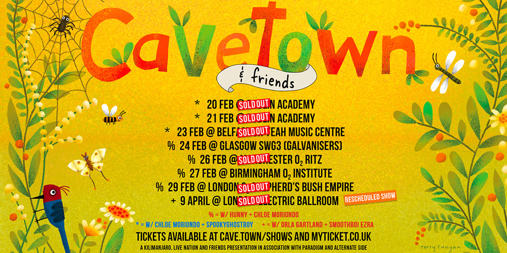 Cavetown updated 2020 Jan