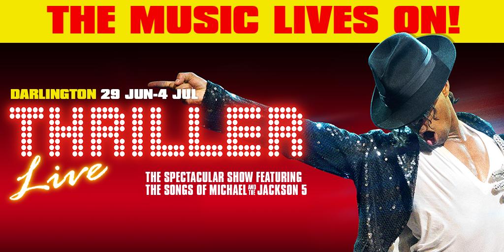 Thriller Live - Darlington