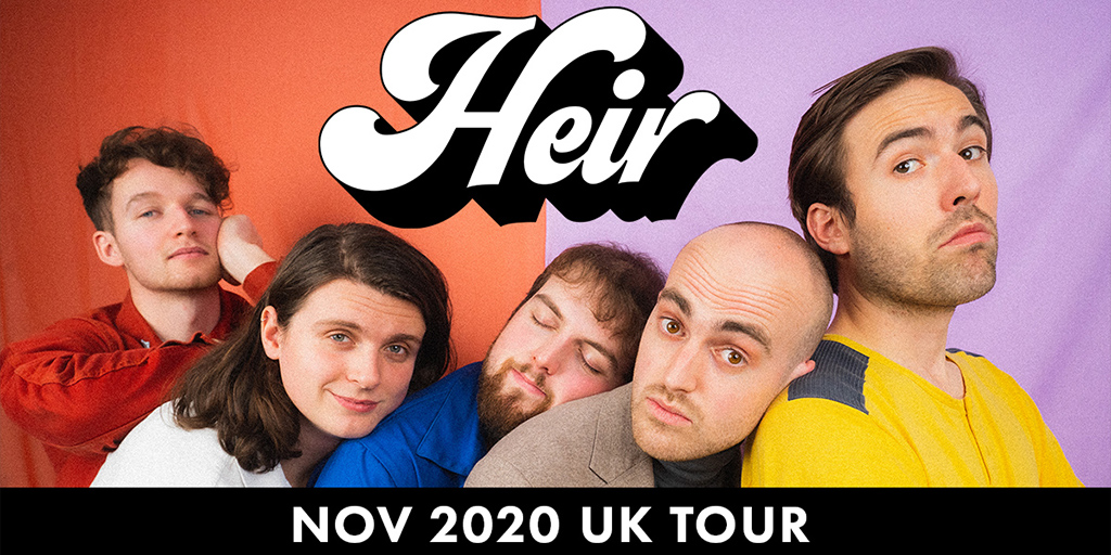 Heir new dates
