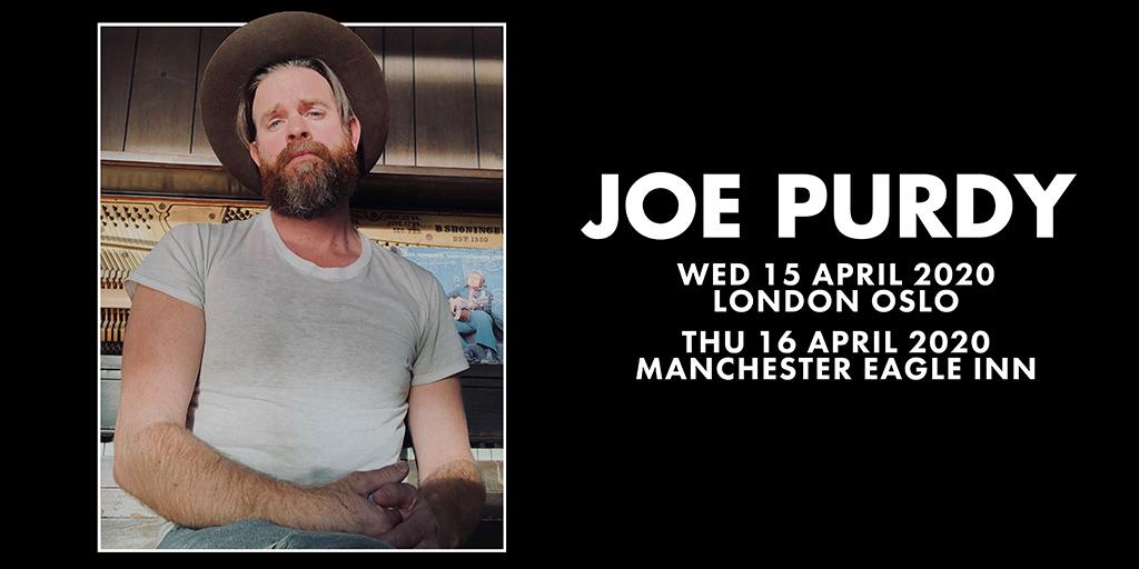 Joe Purdy 2020 twitter