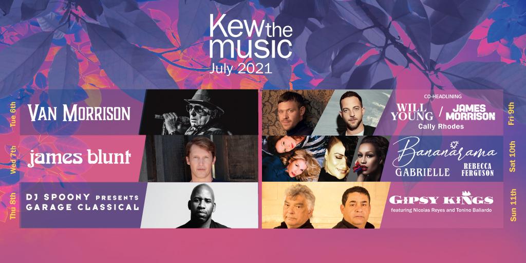 kew the musiccc 2021