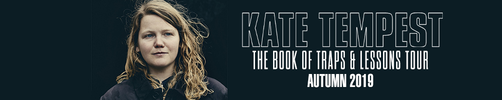 Kate Tempest - On Tour Now