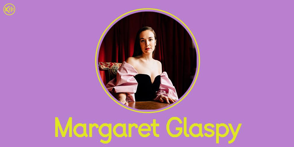 margaret glaspy kili presentss