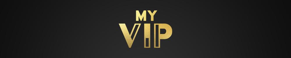 My VIP Golden Banner