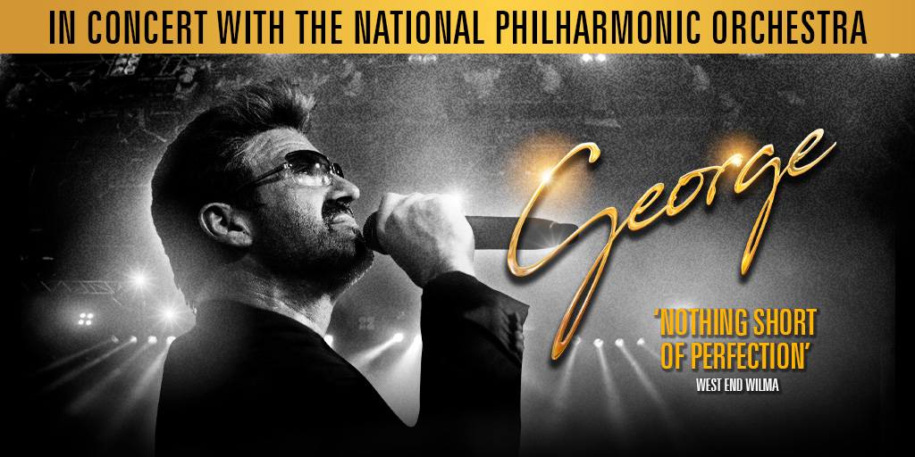 George - Celebrating the songs and music of George Michael
