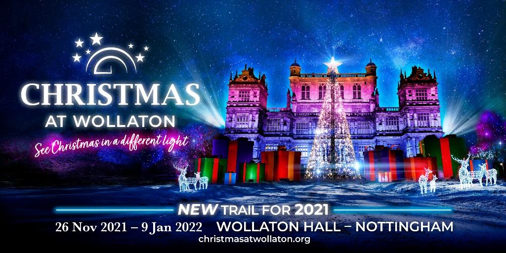 Christmas at Wollaton