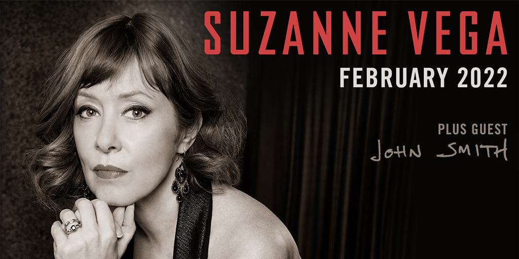 Suzanne Vega - AnEvening of New York Songs & Stories