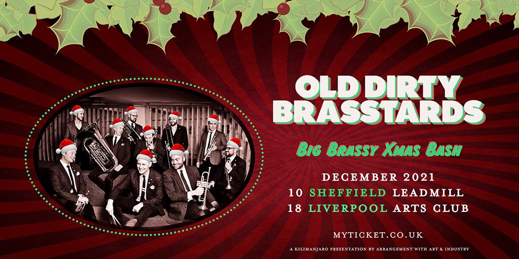 Old Dirty Brasstards