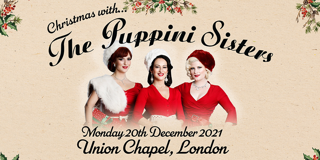 Christmas With The Puppini Sisters