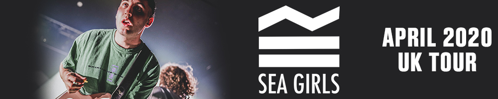 Sea Girls April 2020