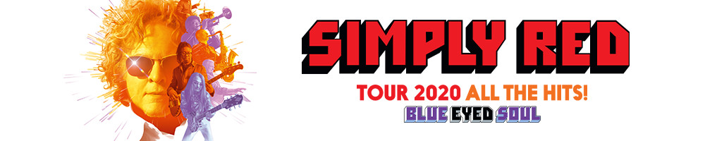 Simply Red Tour 2020