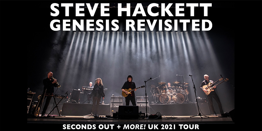 Steve hackett updated 2021