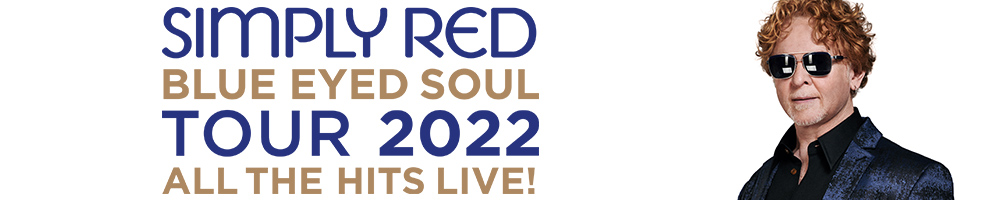 Simply Red February 2022