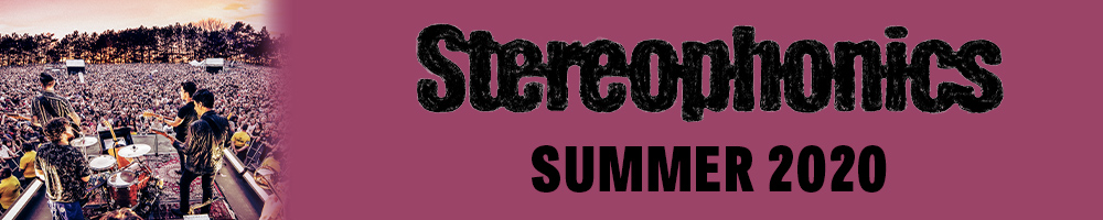 Stereophonics - Summer 2020
