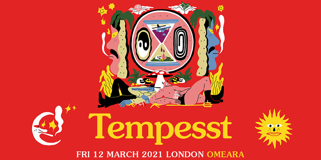 Tempesst Myticket artwork