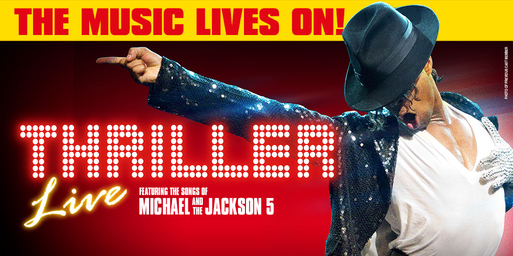 Thriller Live at London Lyric Theatre