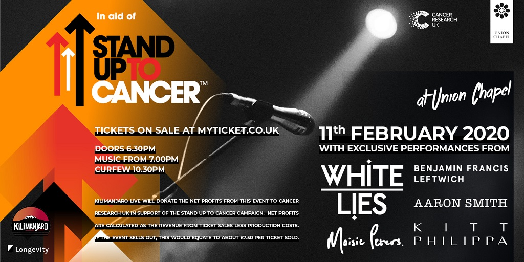 Stand Up To Cancer Live