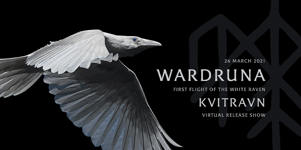 Wardruna - First Flight Of The White Raven