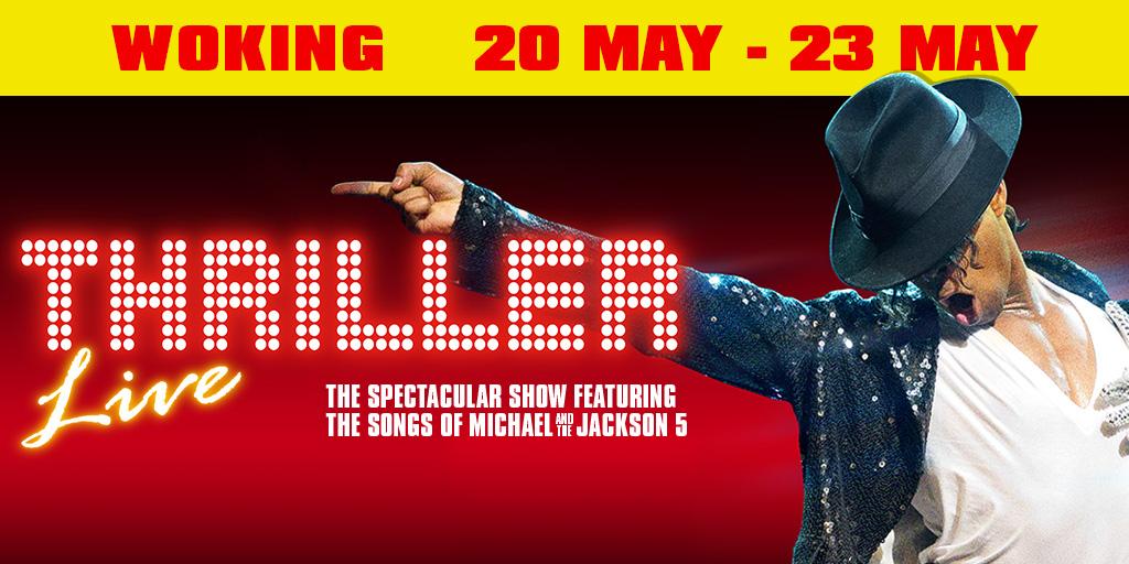 Thriller Live - Woking
