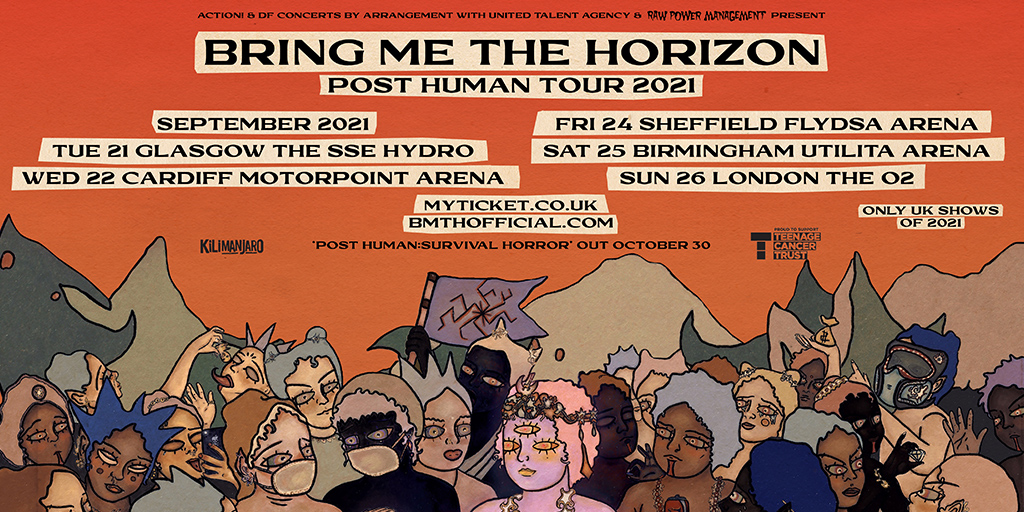 bring me the horizon 2021 mt