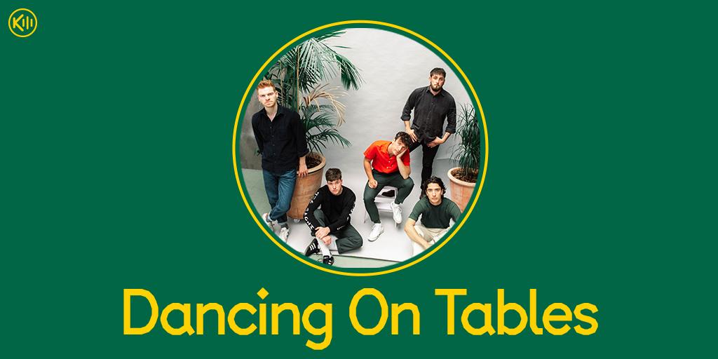 dancing on tables kili 2021