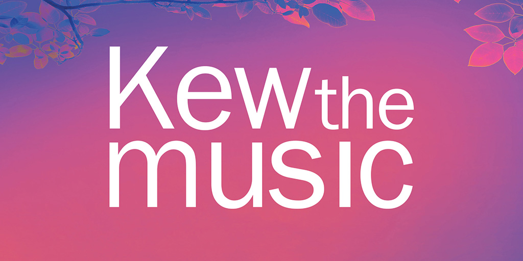 kew the music plain logo