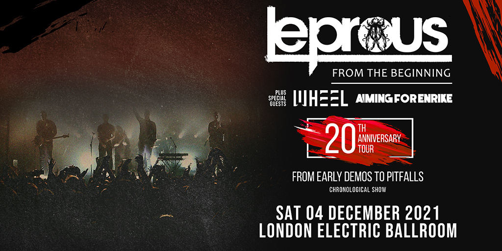 leprous supports 220921