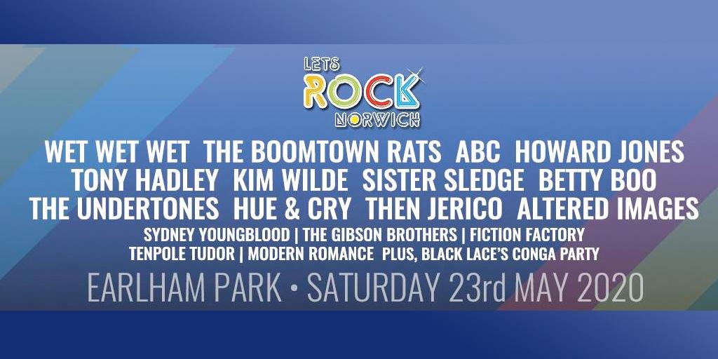 Let's Rock - Norwich