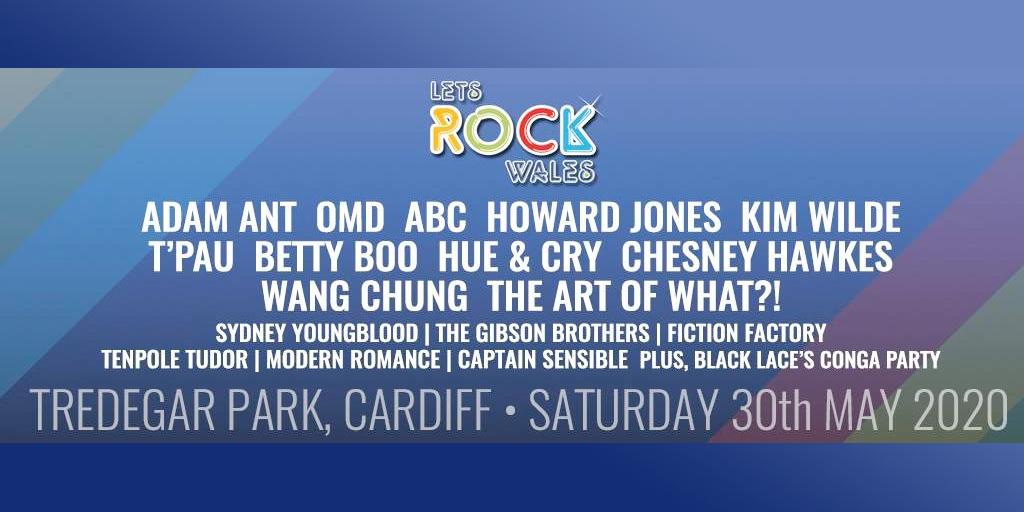 Let's Rock - Wales