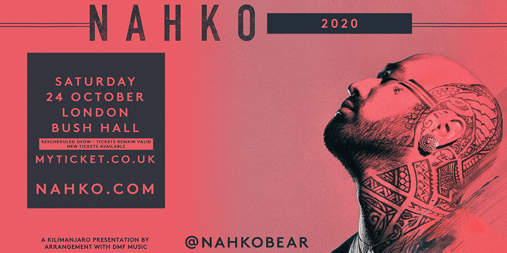 NAHKO RESCHEDULED 2020 OCT