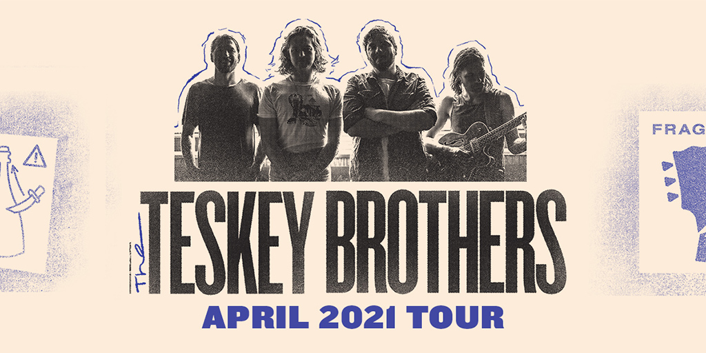 the teskey bros 2021 myticket